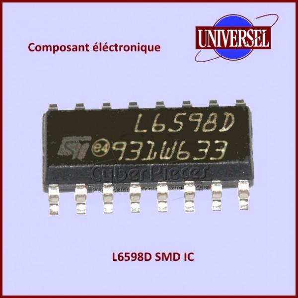 Composant electronique L6598D SMD IC