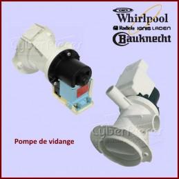 Pompe de Vidange Whirlpool 481236018529 CYB-000680