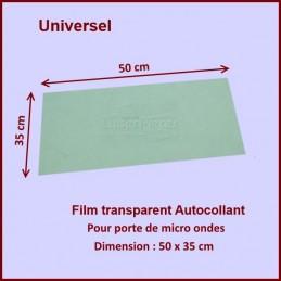 Film adhésif Plastique De Porte 50 x 35 cm CYB-043854