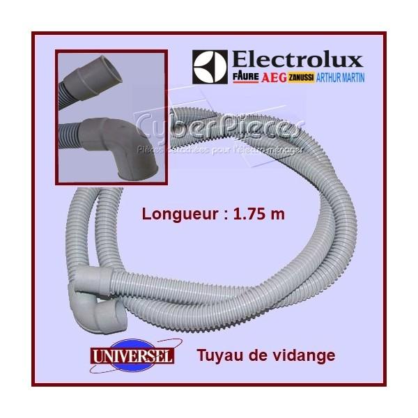 Tuyau de vidange 1.75M  Electrolux 1523476008