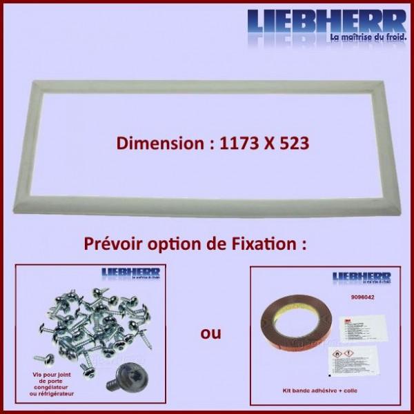 Joint de porte 1173x523mm Liebherr 7111056