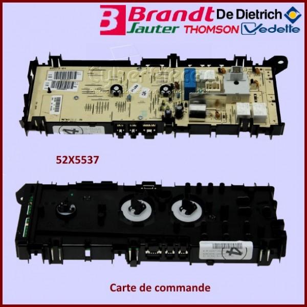 Carte de commande Brandt 52X5537