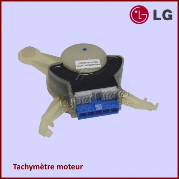 tachymetre moteur 6501kw3002a lg pour machine a laver lavage pieces detachees electromenager. Black Bedroom Furniture Sets. Home Design Ideas