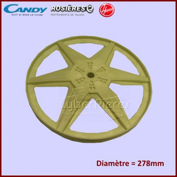 Poulie tambour Candy 41024467