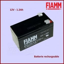 Batterie Fiamm 12V - 1.2Ah FG20121 CYB-024297