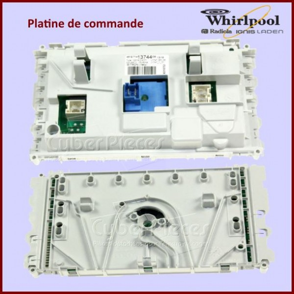 Platine de Puissance Whirlpool  480111104637