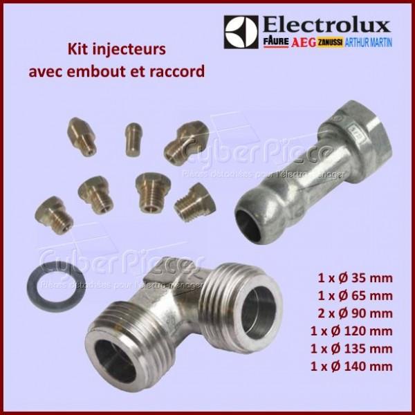 injecteur gaz naturel electrolux 6072926998 pour. Black Bedroom Furniture Sets. Home Design Ideas