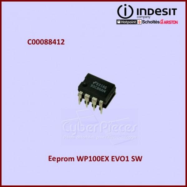 Eeprom pour WP100EX  Indesit C00088412