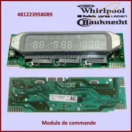 Carte électronique Whirlpool 481223958089 CYB-182898