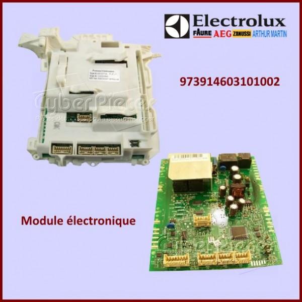 Module Electronique configuré Electrolux 973914603101002