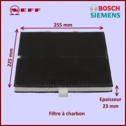 Filtre à charbon Type LZ52050 Bosch 00361047 CYB-289191