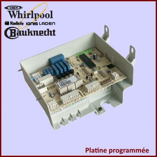 Platine de contrôle Whirlpool 481221778213
