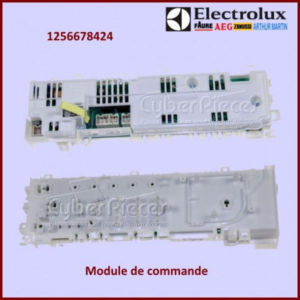 Module Electronique Electrolux 1256678424  à configurer par nos soins