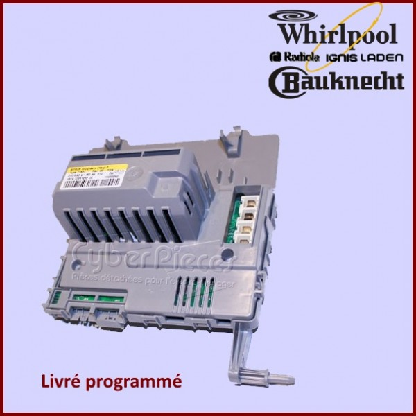 Platine de Puissance Whirlpool 480111104868