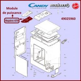 Carte électronique de puissance 49025960 CYB-272827