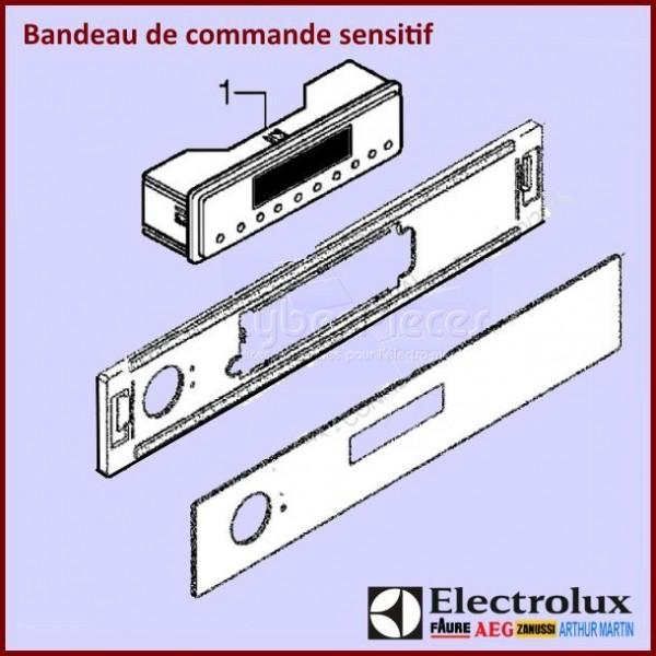 Programmateur Sensitif 357858045/2 Electrolux