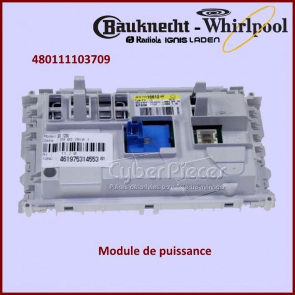 Platine de puissance programmée 480111103709