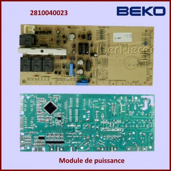 Carte électronique de puissance Beko 2817710023