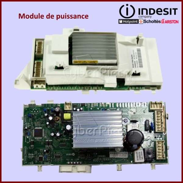 Carte électronique EVO2 triphase Indesit C00254533