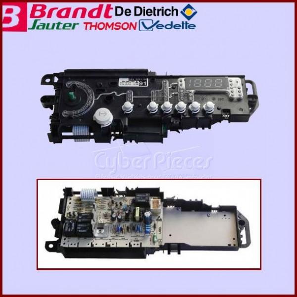 Carte de commande Brandt 52X1340