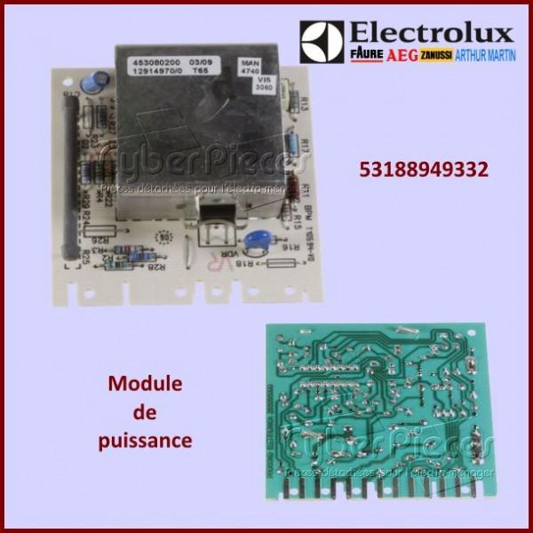 Module de puissance 13 voies Electrolux 53188949332