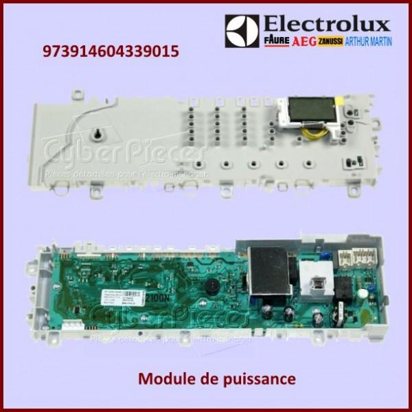 Module Configuré Electrolux 973914604339015