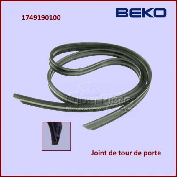 Joint de tour de porte Beko 1749190100