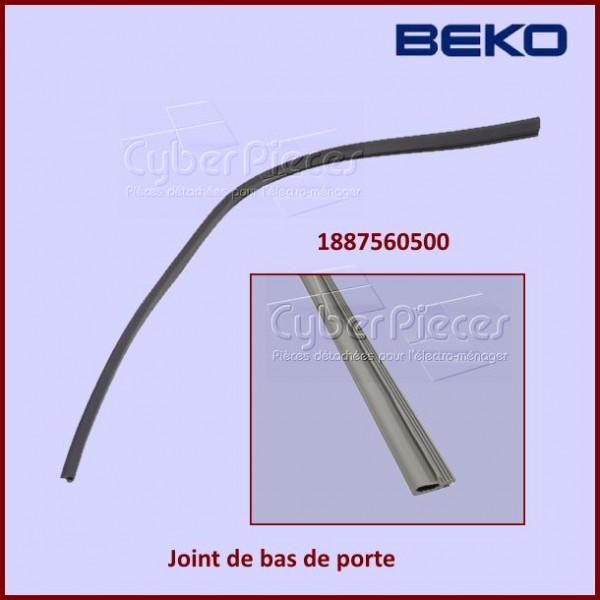 Joint de bas de porte Beko 1887560500