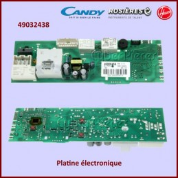 Carte électronique principale Candy 49032438 CYB-321464