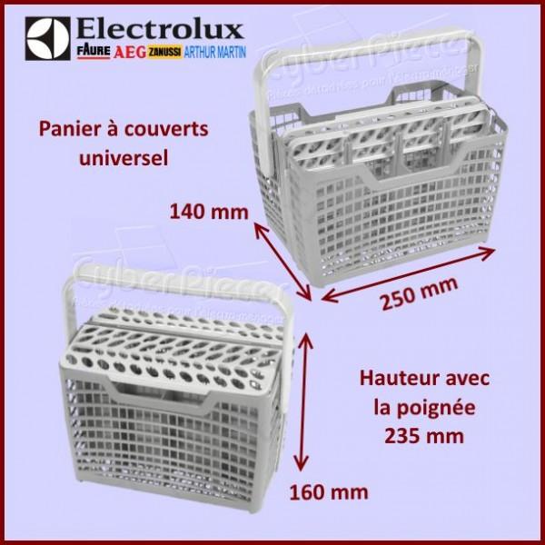 panier couverts universel electrolux 9029792356 pour. Black Bedroom Furniture Sets. Home Design Ideas