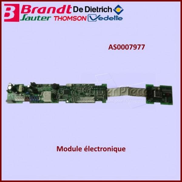 Carte électronique Brandt AS0007977