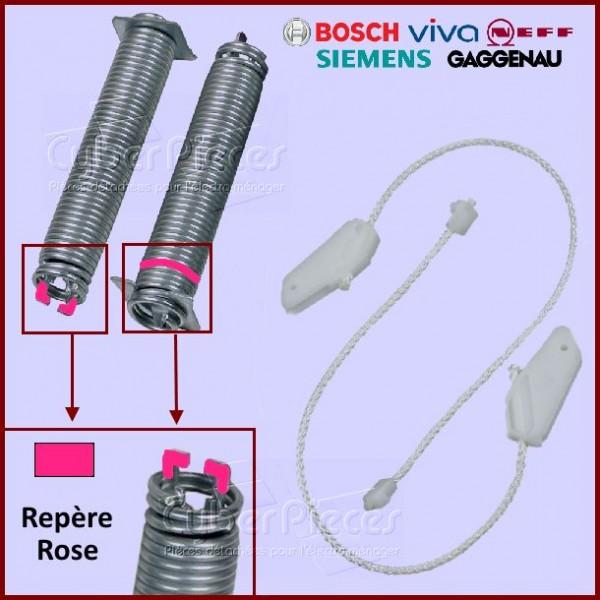 Kit Ressorts + câbles Kit de réparation charnières 00754873