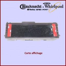 Afficheur navigateur four Whirlpool 481010487019 CYB-176484