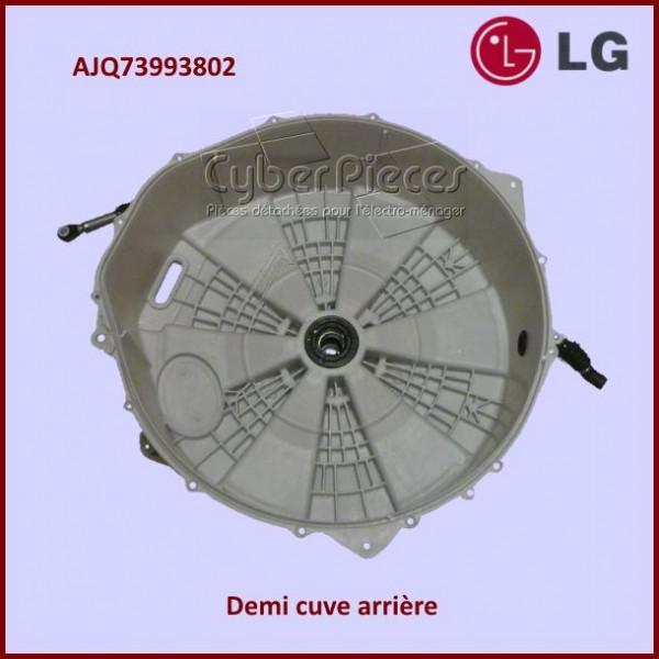 Demi cuve arrière LG AJQ73993802