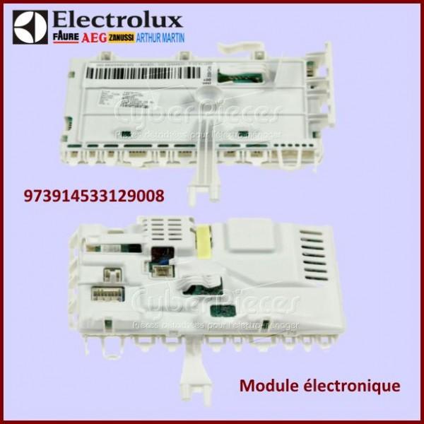 Carte électronique configuré Electrolux 973914533129008