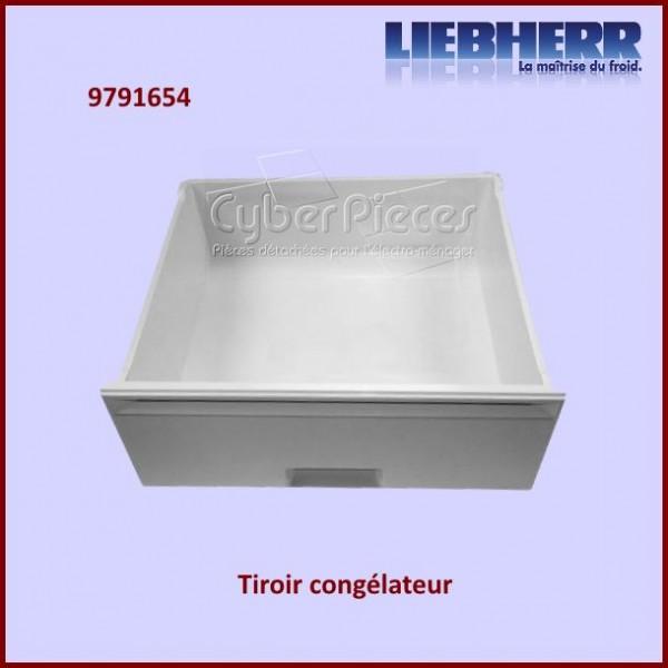 Tiroir bac de congélateur Liebherr 9791654