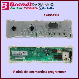 Carte de commande Brandt AS0014749 CYB-223263