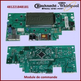 Carte électronique de commande Whirlpool 481221848181 CYB-182669
