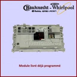 Carte électronique de commande Whirlpool 480111104635 GA-320085