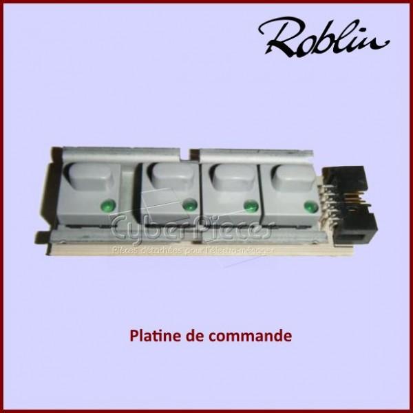 Platine de commande ROBLIN 39CI001***EPUISE***