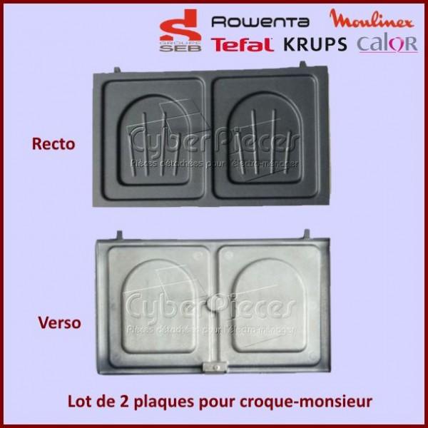 Plaques pour croque-monsieur Seb TS-01036220