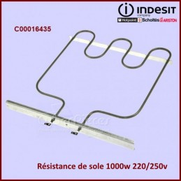 Résistance de sole 1000W - C00016435 CYB-132497