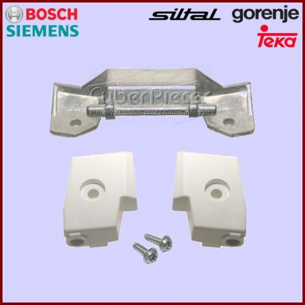 Charnière de hublot 00153693 Bosch Siemens