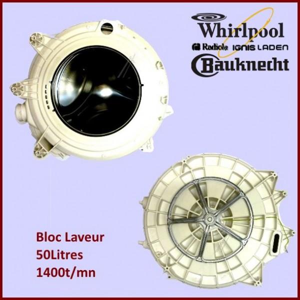 Bloc Laveur Complet WASH UNIT EUREKA 480111101558