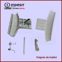 Poignée de hublot Indesit C00275100 CYB-348386