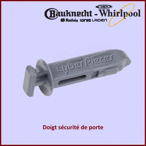 Doigt de verrou Whirlpool 480112101518