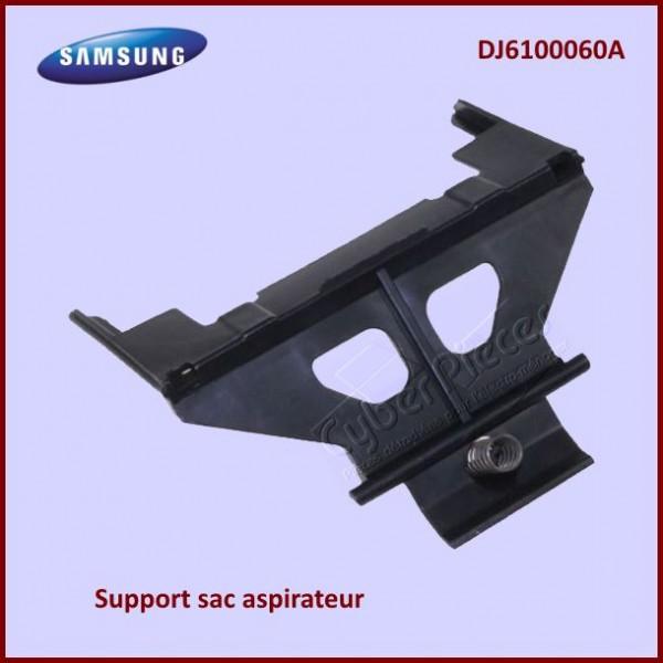 Support de sac aspirateur Samsung DJ6100060A *** Pièce épuisée ***
