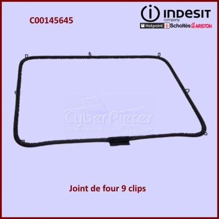 Joint pyro 9 clips Indesit C00145645