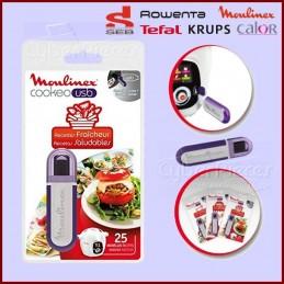 Clé USB Cookeo - Recettes Fraîcheur Seb XA600511 CYB-006668