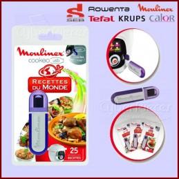 Clé USB Cookeo - Recettes du Monde Seb XA600111 CYB-312912